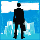 Man Of Time Royalty Free Stock Images