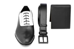 A man outfit accessories Stock Photography