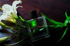 Man parfume Stock Photography