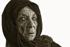 man pensionären Royaltyfri Fotografi