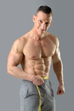 Man with perfect body Stock Photography