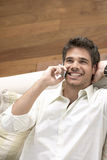 Man on Phone Stock Photos