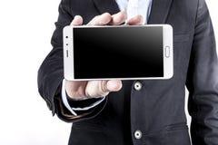 Man And Phone Stock Photos