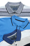 Man polo shirts Royalty Free Stock Photos