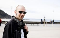 Man Portrait Stock Photography