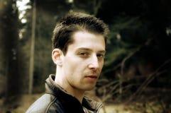 Man portrait Stock Image