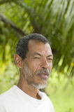 Man portrait Corn Island Nicaraguaa Stock Images