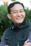 Man portrait outdoor. An asia Chinese man portrait images in outdoor Stock Photos