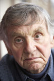 man portrait senior Στοκ φωτογραφία με δικαίωμα ελεύθερης χρήσης