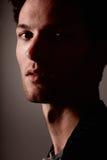 man portrait young Στοκ Εικόνα