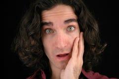 Man portret stock foto's