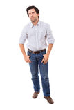 Man posing Stock Photos