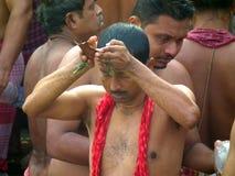 man praying στοκ φωτογραφίες