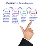Qualitative Data Analysis Royalty Free Stock Photos