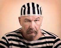 Man prisoner royalty free stock photos