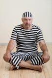 Man prisoner Stock Image