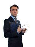 Man professseur teaching Stock Photo