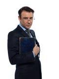 Man professseur teaching Royalty Free Stock Photo