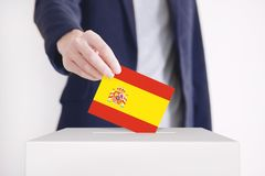 Voting. Royalty Free Stock Image