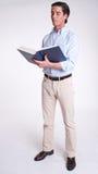 Man reading Royalty Free Stock Photos