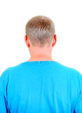 Man Rear View Stock Images