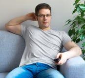 Man relaxing. Stock Image