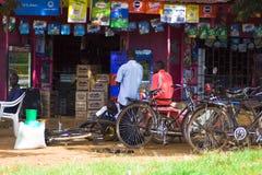 Bicycle Repair Royalty Free Stock Image