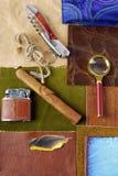 Man retro vintage accessory Stock Photography