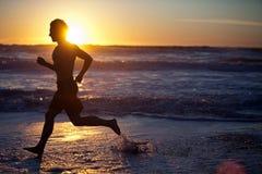 Man running Stock Images