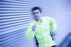 Man running sport Royalty Free Stock Photos