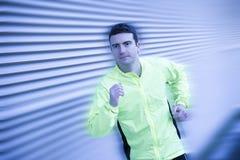 Man running sport Royalty Free Stock Photos