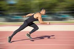 Man running Royalty Free Stock Photography