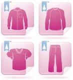 Man's Clothing Stock Photo