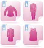 Man's Clothing Stock Image