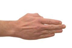 Man's hand Stock Photos