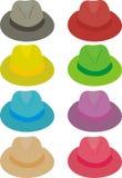 Man\'s hat Stock Photos