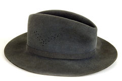Man's hat Stock Images