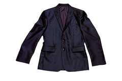 Man's jacket from a suit Royalty Free Stock Photo