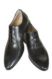 Man S Low Shoes Stock Photography