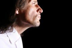 Man's portrait Stock Photo