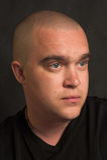 Man's portrait stock photos