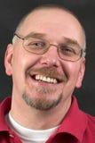 Man's portrait Stock Image