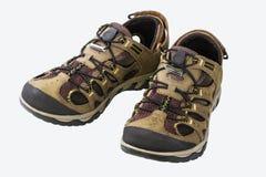 Man's sandals Stock Photos