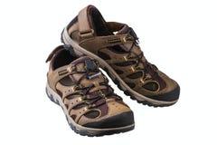 Man's sandals Stock Photo