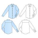 Man`s shirt Royalty Free Stock Image