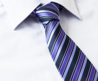 Man's shirt and tie Stock Photo