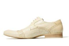 Man's shoe Royalty Free Stock Photos