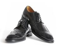 Man's shoe Stock Image