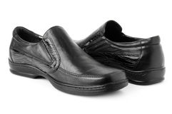Man's shoes Royalty Free Stock Image