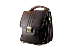Man's small bag Royalty Free Stock Photo